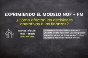 Lee más sobre el artículo Curso Flash: Exprimiendo el Modelo NOF – FM [Presentación]