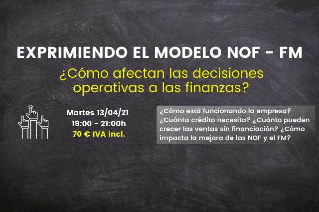 Curso Flash: Exprimiendo el Modelo NOF – FM [Presentación]